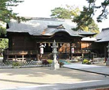第6番 賣布神社