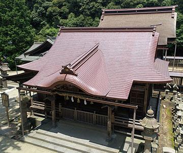 第13番 平濱八幡宮武内神社