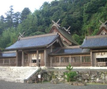 第4番 佐太神社