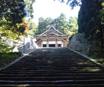 第9番 大神山神社(本社)